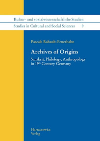 [Rabault-Feuerhahn: Archives of Origins, 2013]