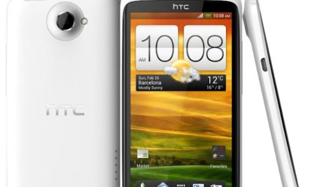 Spesifikasi  HTC ONE X