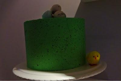 Easter Cake from Hobbycraft