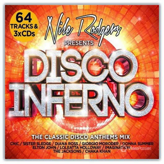 Instant Funk Greatest Hits : Va nile rodgers presents disco inferno hits