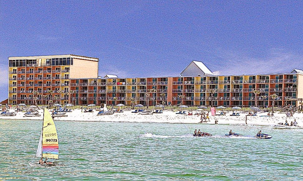 Seahaven Beach Hotel  Spring Break Panama City Beach – PCB SB15