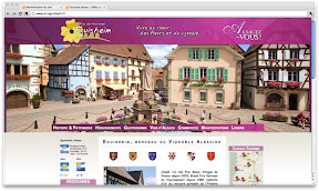 Site Officiel de L'Office de Tourisme d'Eguisheim
