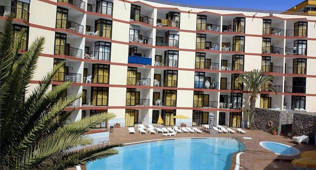 Guinea apartments Гран Канария