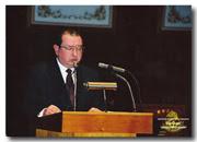 José Manuel Sánchez González , Pregonero 2002