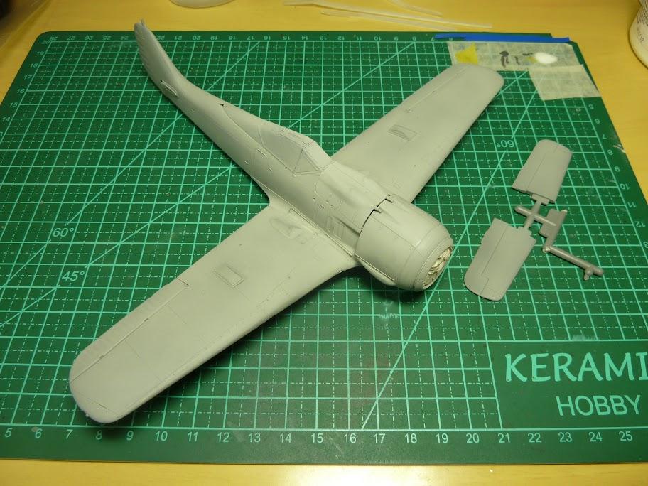 FINALIZADO 24/6 - Focke Wulf Fw 190 A-8 Tamiya 1:48 P1040766