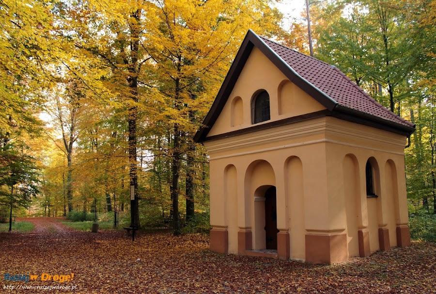 Kalwaria Wejherowska - kapliczka Wieczernik