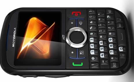 Motorola i475 txter