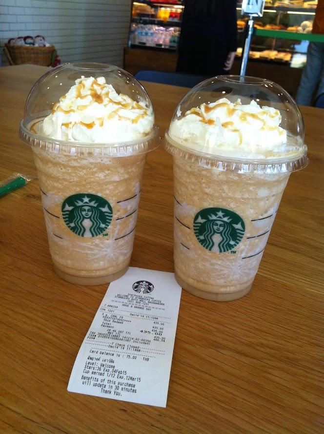 Starbucks drive thru Automall นวนคร_13