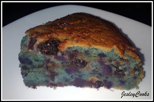 Butter Cake Recipe Japanese: JesleyCooks: Japanese Purple Sweet Potatoes Butter Cake