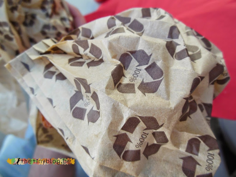 Urban Cook Recycled Packaging