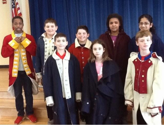 5th grade essay on american revolution