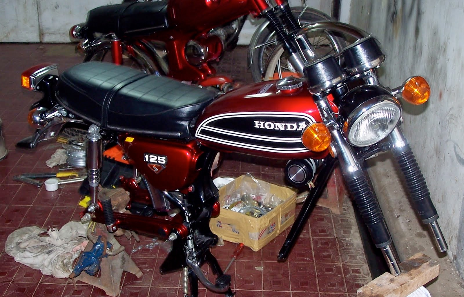 Vintage Honda Motorcycle Parts | New Honda Motorcycles 2015