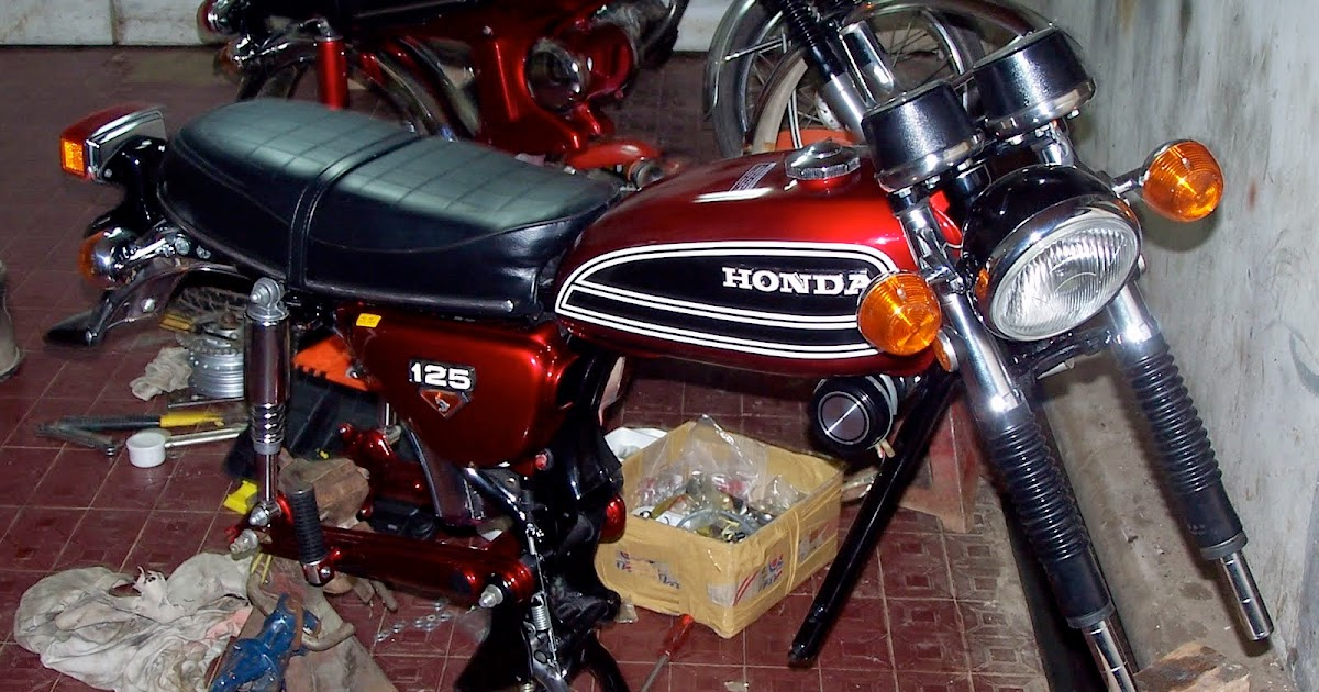Vintage Honda Motorcycle Parts New Honda Motorcycles 2015