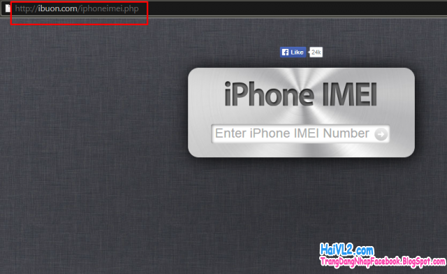 trang web kiểm tra iphone unlock hay bản iphone quốc tế