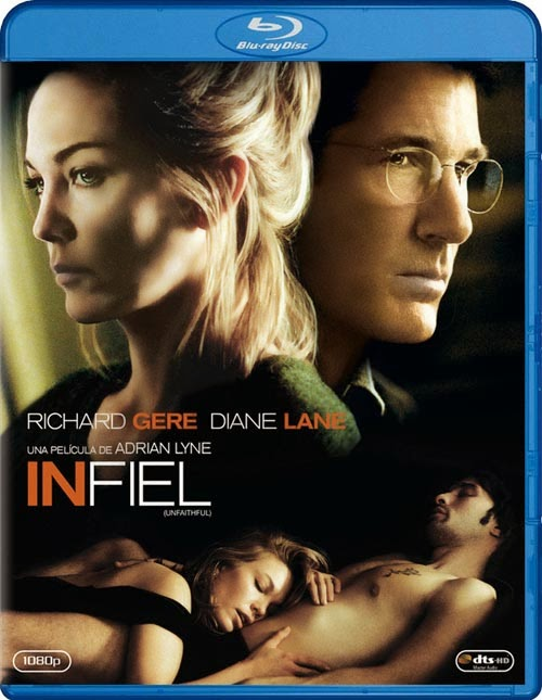 Infiel (Unfaithful) [2002][Drama. Thriller. Celos][m720p][BDRip x264][Dual][Eng.Esp][Ac3-5.1][Subs]