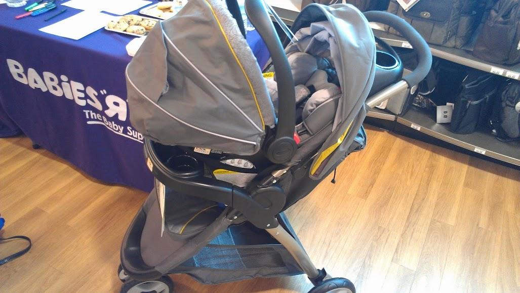 Graco SnugRide Click Connect 40 Car Seat