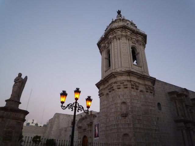 Perú - Arequipa Ciudad Blanca