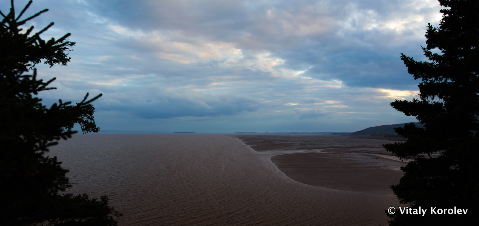 Fundy Mud Flats