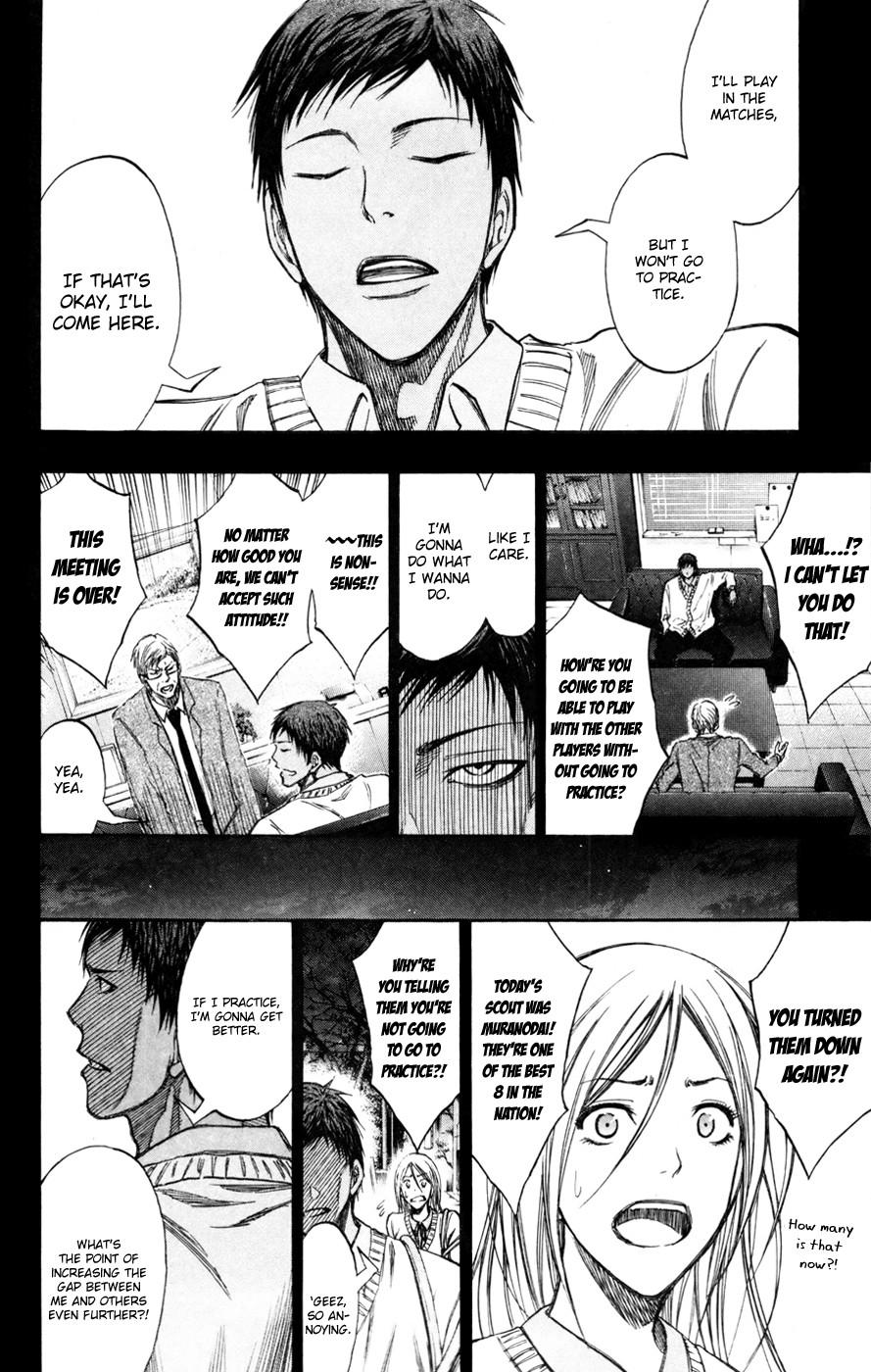 Kuroko no Basket Manga Chapter 134 - Image 08
