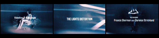 Action Titles Rise of the Sparks After Effects Templates