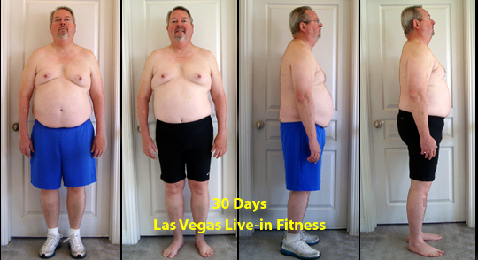 Weight Loss Camp for Men-New Orleans Man