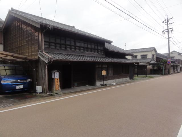 <br /> 志田家住宅主屋 東海道五十三次
