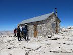 The hut at Mt Whitney.