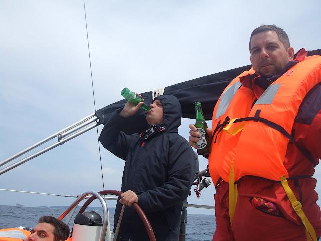 Combaterea raului de mare cu bere