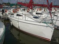 Jacht Antila 26 sprzedam - 11032014