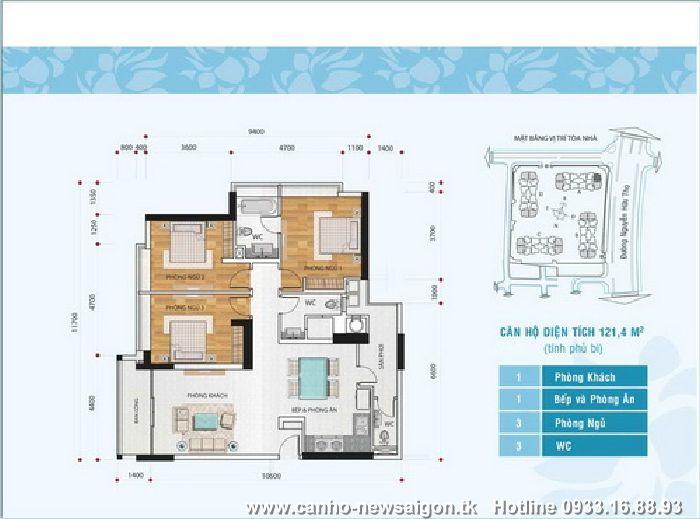 Giá 15. 5 tr/ m2 - Dự án Căn hộ New Sài Gòn, Hoàng Anh Gia Lai 3, Nhà Bè