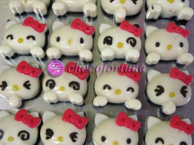 Ekspresi Hello Kitty