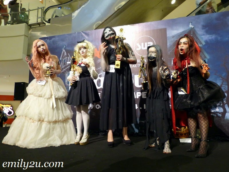 SUB Halloween Make-Up Competition 2014 (Ipoh)