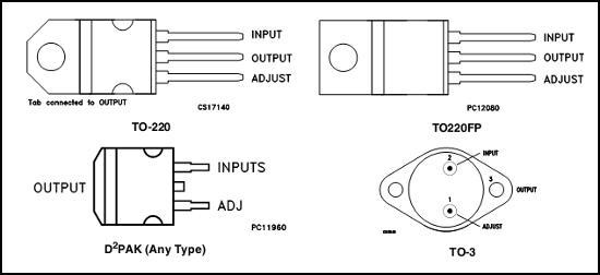 my blog untuk semua  ic regulator tegangan  voltage regulator