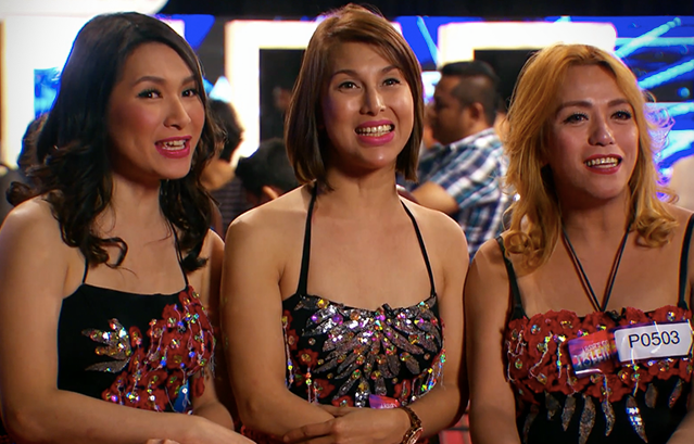 misstres‬ audition for asia's got talent video