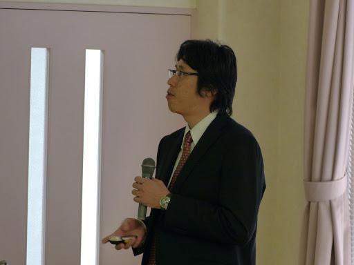 NPO法人認知症フレンドシップクラブ理事長井出訓氏