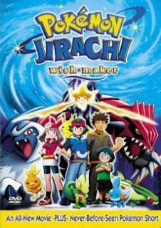 Pokemon Movie 6 - Bảy Đêm Cùng Ngôi Sao Nguyện Ước Jirachi - Pokemon Movie 6: Jirachi - 2013