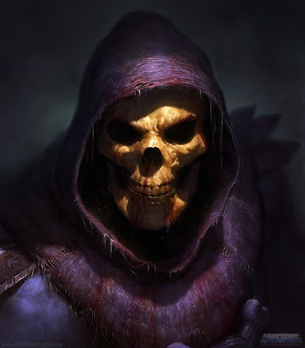 Super Villain Skeletor