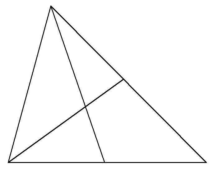 Đếm hình tam giác