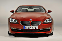 BMW 650i Coupe (2012) Front