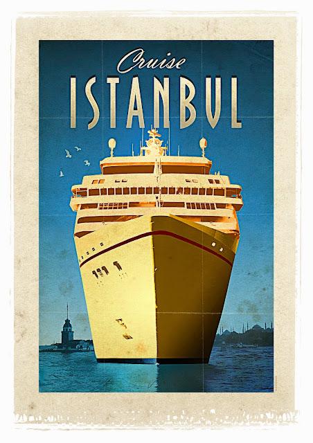 cruising through istanbul