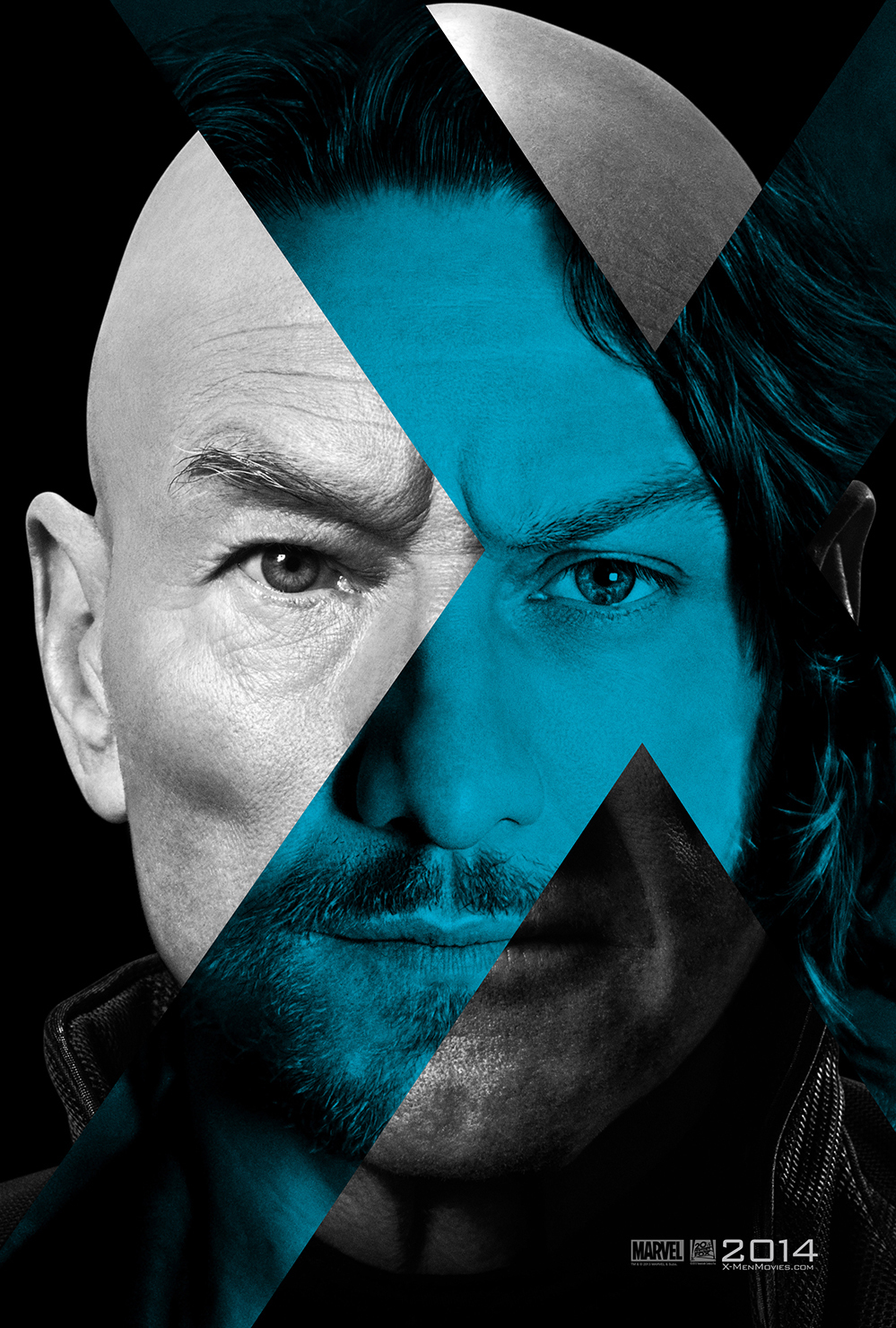 xavier poster for x-men: days of future past