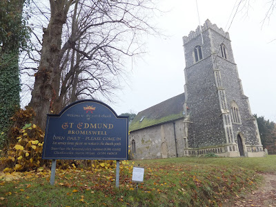 St Edmunds church