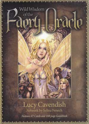 Fairy Wild Wisdom Of The Faery Oracle Tarot Card Deck Image