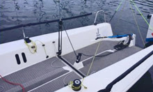 J/70 soft deck installation