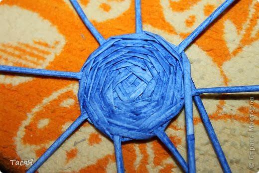 como fazer tecelagem com jornal