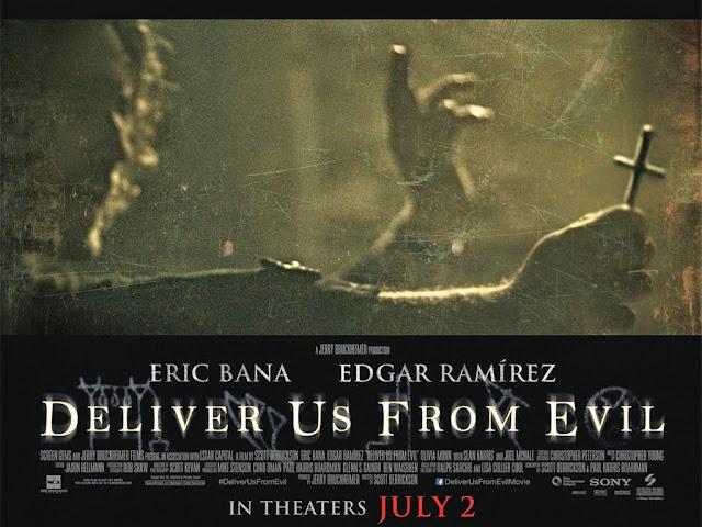 Ξόρκισε το Κακό (Deliver Us From Evil) Wallpaper