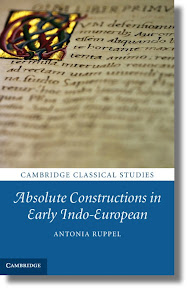 [Ruppel: Absolute Constructions in Early Indo-European