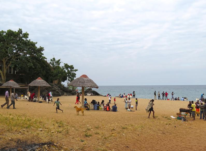 LAGO MALAWI - Explorar a margem do lago no trilho de Nkhata Bay a Lusungwi | Malawi