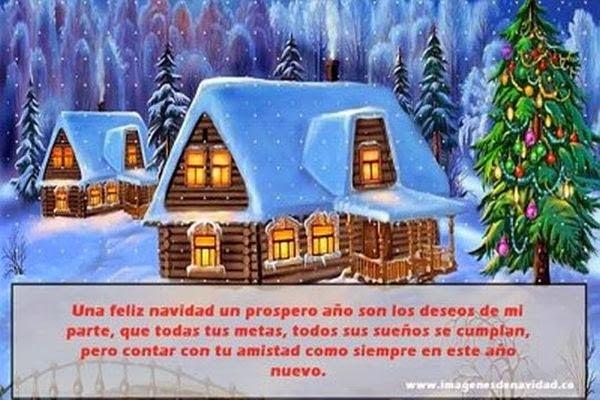 Mensajes de navidad cortos