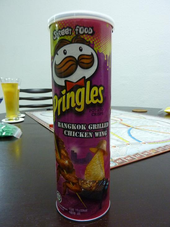 101 Pringle Flavors from Around the World (Mostly USA and ...